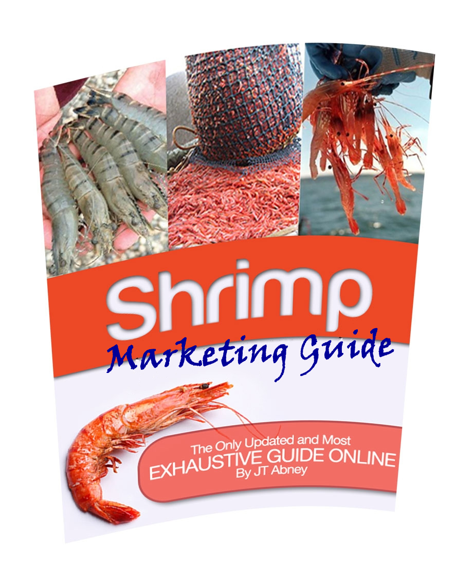 shrimp marketing