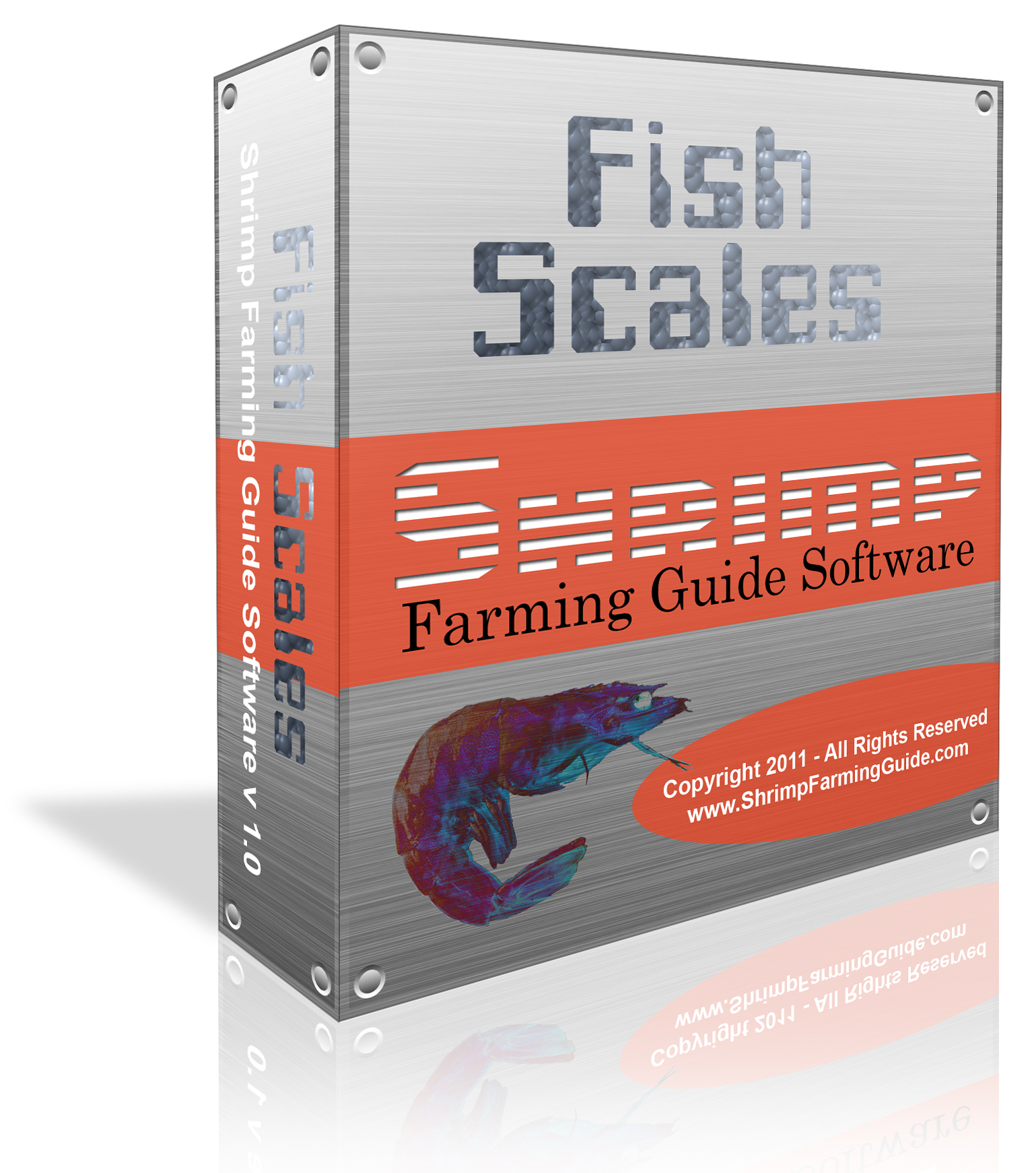 shrimp farming software